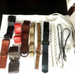 Belts Bundle Deal